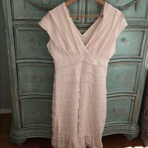 Max Studio Ivory Midi Dress